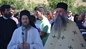 Magnificent Athonite Feast of Our Lady of the Harvest, on Limnos