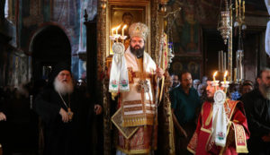 The Celebration of the Dormition of the Mother of God at Vatopaidi (2016)