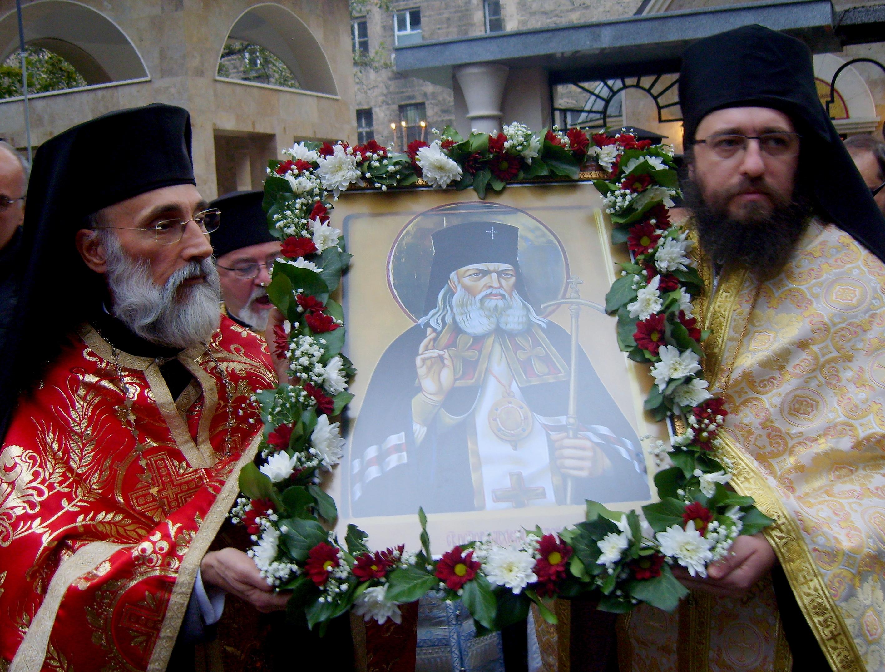 Biography and Prayer to St. Luke (Voyno-Yasenetsky) 33