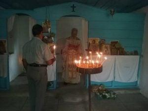 Churches on the beautiful island of Imvros