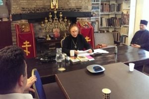 Irina Kirillova MBE on 'Metropolitan Anthony of Sourozh' (Part One)