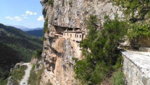 The Holy Monastery of Our Lady of Kipina, in Epirus