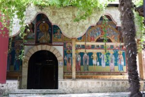 Pilgrimage to the Holy Monastery of the Honorable Forerunner Pieria (Skete of Veria)