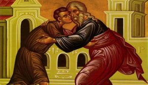 The Prodigal Son: Like a dead man even before he died in the body
