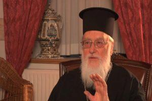 Metropolitan Kallistos Ware – My acquaintance with Elder Sophrony