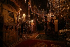 The Feast of the Annunciation at the Holy and Great Monastery of Vatopaidi (2017)