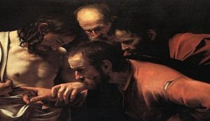 The Doubt of St. Thomas