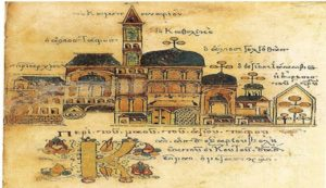 Illustrated manuscripts of Holy Land –  Proskynetaria