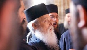 """Let us celebrate the feast of Pentecost"" – Elder Stefanos of the Daniilei Brotherhood"