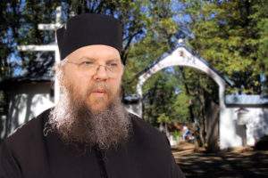 Abbot Damascene: Brotherhood of Monastery St Herman of Alaska