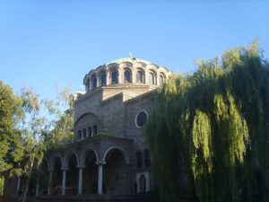 Sacred relics of great martyr and healer Panteleimon from Mount Athos came to Bulgaria