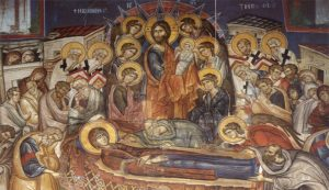 The Dormition of the Mother of God – Transition to Life