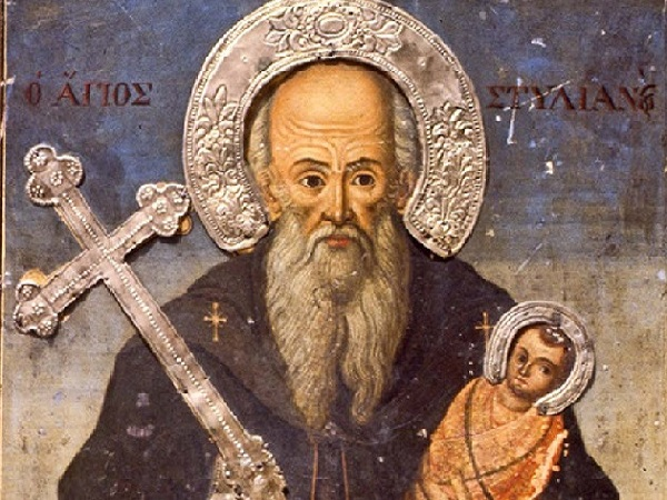 Saint Stylianos, The Protector of Children | PEMPTOUSIA