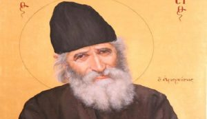 Saint Paisios the Athonite, Patron Saint of Signalmen