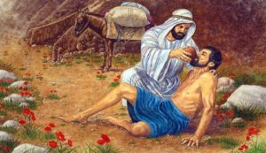 The Parable of the Good Samaritan (Luke 10, 25-37)