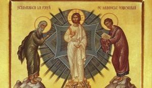 Christ's Transfiguration and our Own