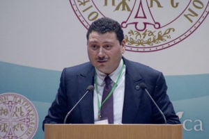 """Toward a Greener Attica"" – Welcoming Address by Fahad Abualnasr"