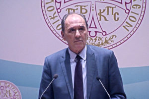 """Toward a Greener Attica"" – Welcoming Address by Giorgos Stathakis Greek Minister of Environment and Energy"