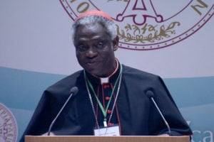 """Toward a Greener Attica"" – Welcoming Address by Peter Turkson"