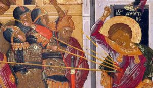 Feast of Great Martyr Demetrios, The Myrrh-Streamer