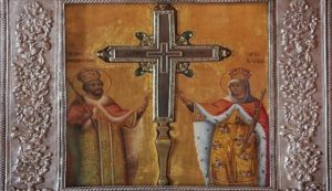 The Precious Cross as Herald of the Lord's Resurrection