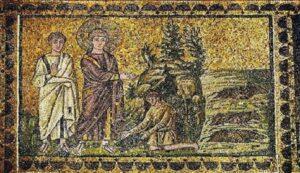 The Healing, near Gadara, of the Man Possessed