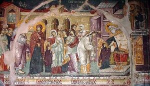 A Theological Approach to and Interpretation of the Icon of the Entry of the Mother of God