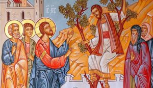 Zacchaeus, a Moving Example of Repentance