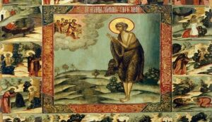 Saint Mary the Egyptian (5th Sunday in Lent)