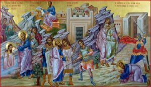 The Conversion of the First Christians in Thessaloniki
