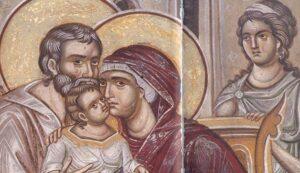 The Holy Forebears Joachim and Anna