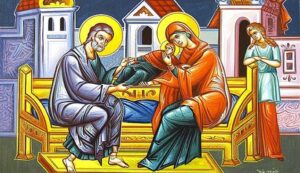 The Birth of the Mother of God: the Beginning of our Salvation