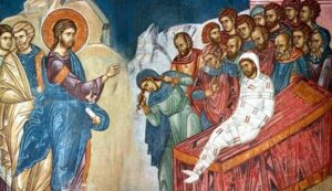 Death is vanquished through the mortification of the passions (3rd Sunday of Luke)